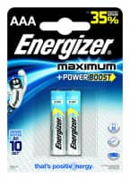 Батарейка щелочная Energizer LR03 (AAA) Maximum 1
