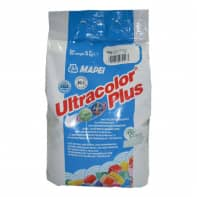 Затирка Mapei Ultracolor Plus №100 белая(5кг)