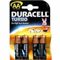Элемент пит.DURACELL(AA)LR6-BL4 TURBO